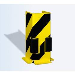 Traffic-Line U-Profile Impact Protection Guards With Guide Rollers 197.22.021