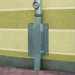 Traffic Line Pipe/Cable Guards (Wall Mounted)