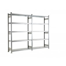 Medium Duty Galvanised Shelving BRG20945S