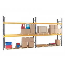 Pallet Racking 2250mm Wide Bays