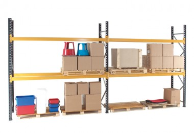 Adjustable pallet racking PS27930