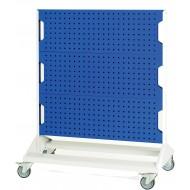 Bott Perfo Panel 1250mm High Mobile Rack 16917160