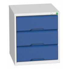 Bott 3 Drawer Suspended Cabinet 16925003