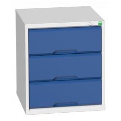 Bott Verso 3 Drawer Suspended Cabinet 16925003