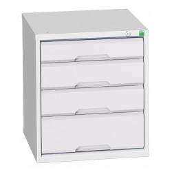 Bott Verso 4 Drawer Suspended Cabinet 16925004
