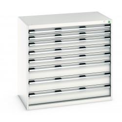 Bott Cubio 1050mm Wide 8 Drawer Cabinet 40021033