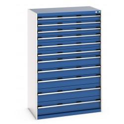 Bott Cubio 1050mm Wide 11 Drawer Cabinet 40021045