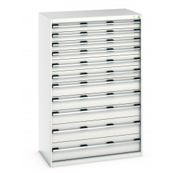 Bott Cubio 1050mm Wide 11 Drawer Cabinet 40021045