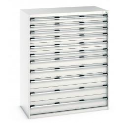 Bott Cubio 1300mm Wide 11 Drawer Cabinet 40022135