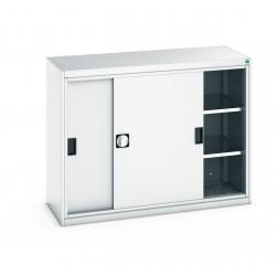 Bott Verso 1000mm High Sliding Door Cupboard 16926280