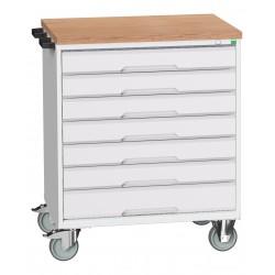 Bott Verso 7 Drawer Mobile Cabinets 16927008