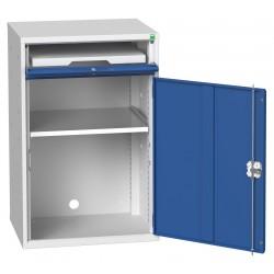 Bott Verso Single Door Computer Cupboard 16928000