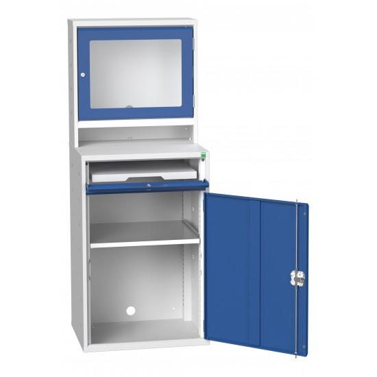 Bott Verso Single Door Computer Cupboard 16928001