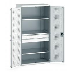 Bott Cubio Kitted Cupboard (3 x Shelves/ 2 x Drawers) 40021169
