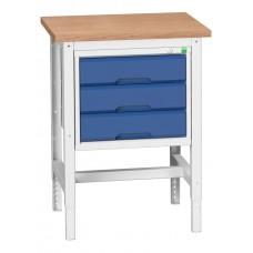 BOTT Verso Welded Storage Workstand 16921602.11V