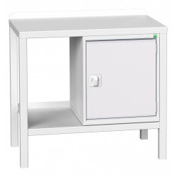 Bott Verso Welded Heavy Duty Bench With Cupboard 16922602