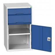 Bott Verso 525mm Wide 2 Drawer Cabinet 16925037