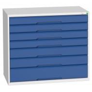 Bott Verso 1050mm Wide 7 Drawer Cabinet 16925229