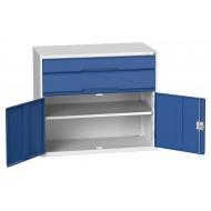 Bott Verso 1050mm Wide 2 Drawer Cabinet 16925237
