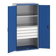 Bott Cubio Kitted Cupboard (2 x Shelves/4 x Drawers) 40021108