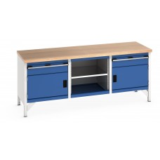 Bott 2000mm Wide Storage Benches 41002052