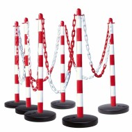 GUARDA Plastic Post & Chain (Water Filled Base)  175.15.850