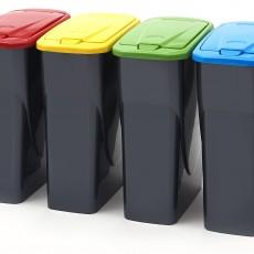 Waste Bins & Recycling
