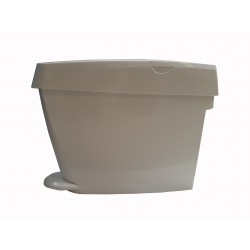 23 Litre Pedal Operated Sanitry Bin