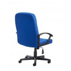Cavalier Medium Back Fabric Managers Chair