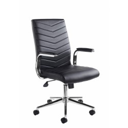 Martinez Black & Grey Executive Managers Chair