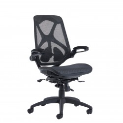 Napier Mesh Back Operator Chair With Mesh Seat
