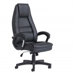 Noble High Back Executive Leather Chair