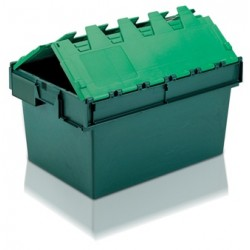 Attached Lid Containers 10005
