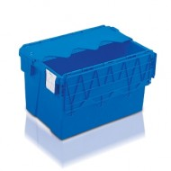 Kaiman Attached Lid Containers AT432204
