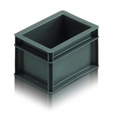 Solid Euro Stacking Containers 400 x 300mm 21005