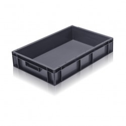 Solid Euro Stacking Containers 600 x 400mm 21008