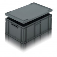 Lid To Suit Euro Containers 400 x 300mm 61.02