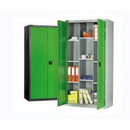 8 Compartment Workplace Cupboard LP7
