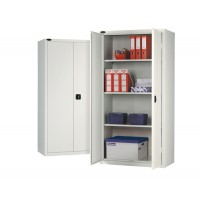 Double Door Industrial Cupboard LP1