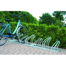 Traffic Line Lo-Hoop Cycle Racks