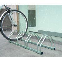 Traffic Line Compact Bicycle Rack