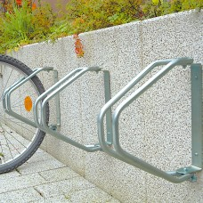Traffic Line Wall Mounted Cycle Racks