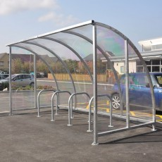 Cycle Shelters & Compounds