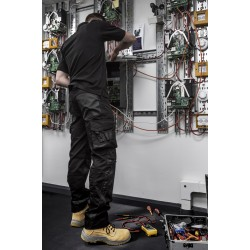 450V Electrical Rib Safety Matting