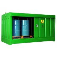 Drum/IBC Steel Storage Units DS8S