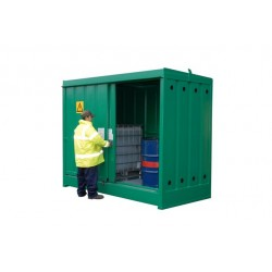 Drum/IBC Steel Storage Units DS8S