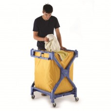 Folding Laundry Trolley HI513Y