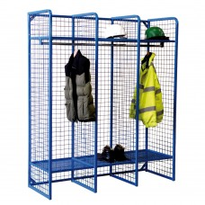 Wire Mesh Lockers WML01Z