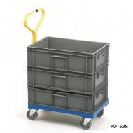 Container Dolly With Handle PDT63S