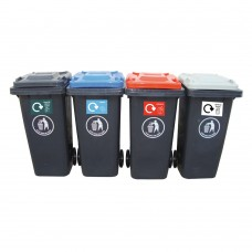 Recycling Wheelie Bins LW1120Y